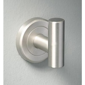 Gatco 4295 Robe Hook Satin Nickel