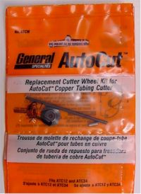 General Wire ATCW Replacement Cutter Wheels For AutoCut