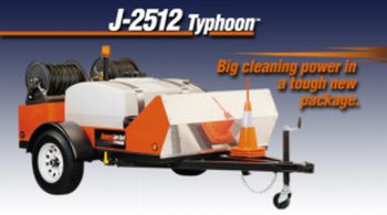 General Wire J-2512-B-V Typhoon Trailer Jet