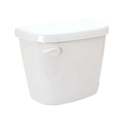 Gerber 28-990 Maxwell ErgoHeight Elongated Toilet (Tank Only) - White