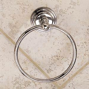 Ginger 1105-15 Chelsea Towel Ring - Satin Nickel