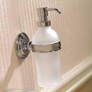 Ginger 1114 26 Chelsea Soap Lotion Dispenser Polished