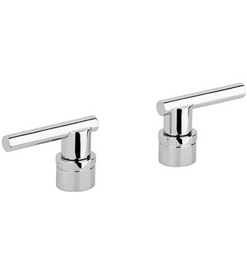 Grohe 18.034.BE0 Atrio Lever Handles - Infinity Sterling (Pictured in Chrome)