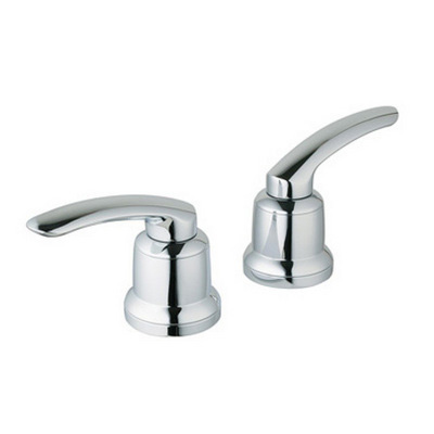 Grohe 18.085.000 Volo Lever Handles - Chrome (Sold in Pairs)