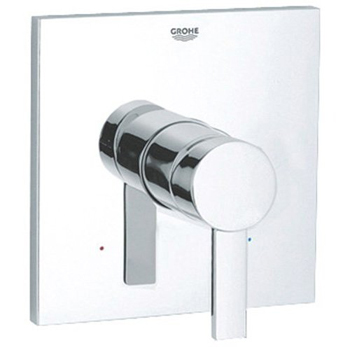 Grohe 19.375.000 Allure Pressure Balance Valve Trim - Starlight Chrome