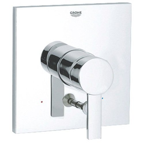 Grohe 19.376.000 Allure Pressure Balance Diverter Valve Trim - Starlight Chrome