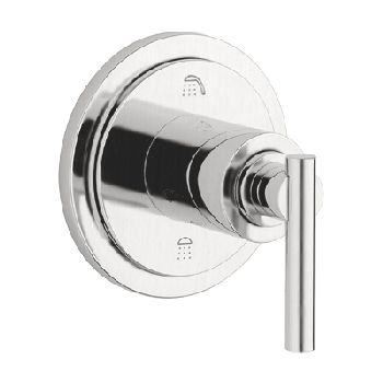 Grohe 19.166.EN0 Atrio 3-Port Diverter Trim Kit - Infinity Brushed Nickel