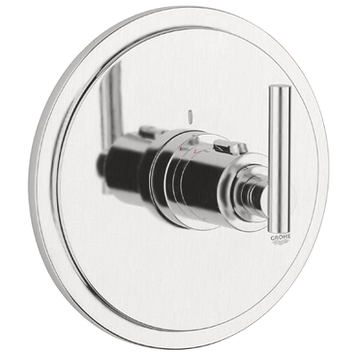 Grohe 19.170.EN0 Atrio Thermostat Trim with Lever Handle - Infinity Brushed Nickel