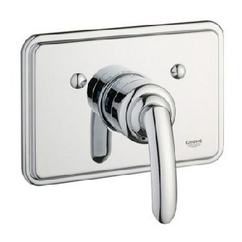 Grohe 19.263.000 Talia Thermostat Trim - Chrome