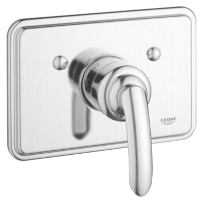 Grohe 19.263.EN0 Talia Thermostat Trim - Infinity Brushed Nickel