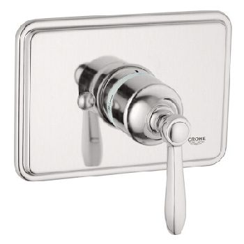Grohe 19.321.EN0 Somerset Pressure Balance Valve Trim - Infinity Brushed Nickel