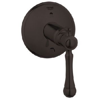 Grohe 19.325.ZB0 Bridgeford 3-Port Diverter Trim - Oil Rubbed Bronze