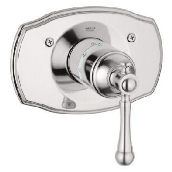 Grohe 19.327.EN0 Bridgeford Thermostat Trim - Infinity Brushed Nickel