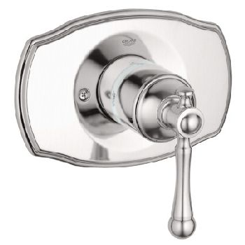 Grohe 19.328.EN0 Bridgeford Pressure Balance Valve Trim - Infinity Brushed Nickel
