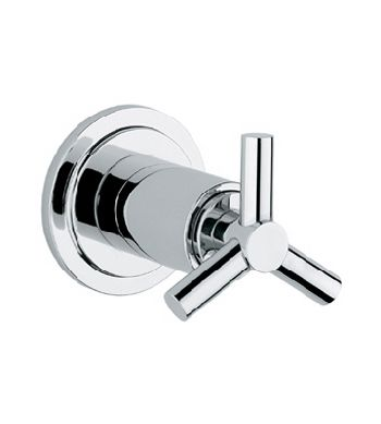 Grohe 19.888.000 Atrio Volume Control Trim - Chrome