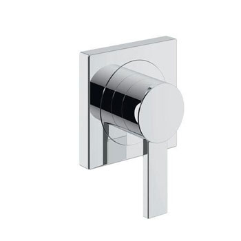 Grohe 19 385 000 Allure Lever Concealed Valve Trim - Starlight Chrome