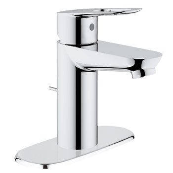 Grohe 20.333.000 BauLoop Lavatory Centerset Faucet - Starlight Chrome