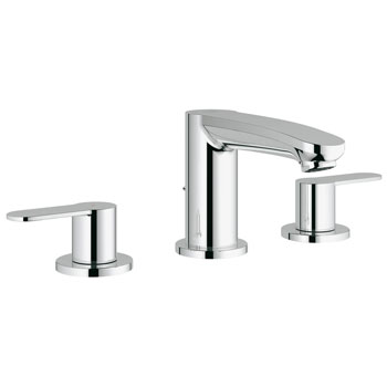 Grohe 20209002 Eurostyle Cosmopolitan Lavatory Widespread - Chrome