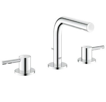 Grohe 20297000 Essence Widespead Lavatory Faucet - Starlight Chrome