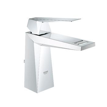 grohe 23034 000 allure brilliant lavatory centerset. Black Bedroom Furniture Sets. Home Design Ideas