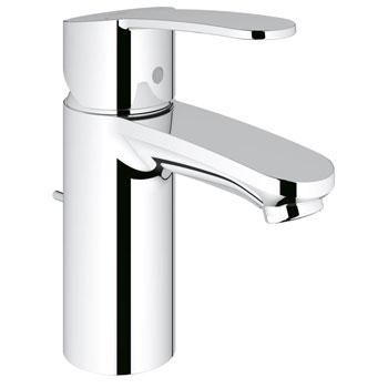 Grohe 23036002 Eurostyle Cosmopolitan Lavatory Centerset - Chrome