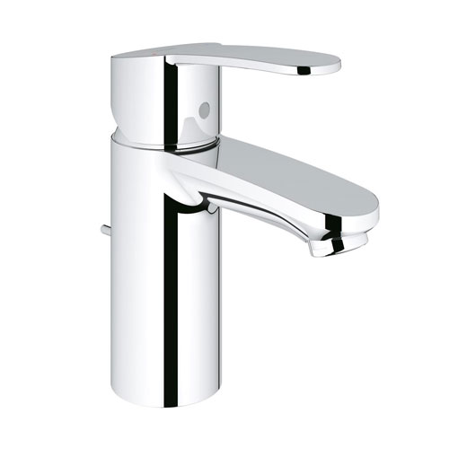 Grohe 2303600A Eurostyle Cosmopolitan Single-Handle Bathroom Faucet S-Size - Starlight Chrome
