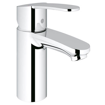 Grohe 23042002 Eurostyle Cosmopolitan Lavatory Centerset WaterCare - Chrome