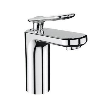 Grohe 23 066 000 Veris Single Hole Centerset Lavatory Faucet - Starlight Chrome