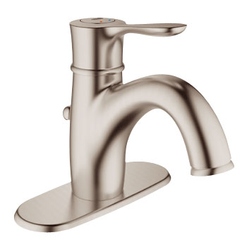 Grohe 23306 EN0 Parkfield Single Handle Lavatory Faucet - Brushed Nickel