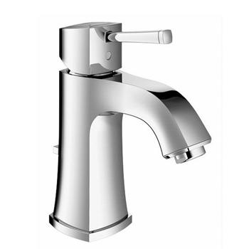 grohe 23311000 grandera low spout single handle lavatory. Black Bedroom Furniture Sets. Home Design Ideas