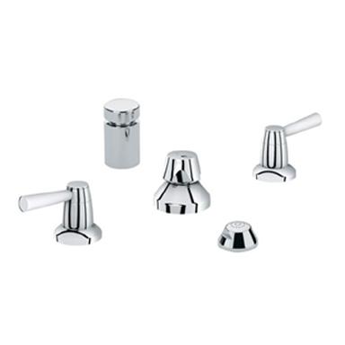 Grohe 24.015.000 Arden Wideset Bidet Faucet - Chrome