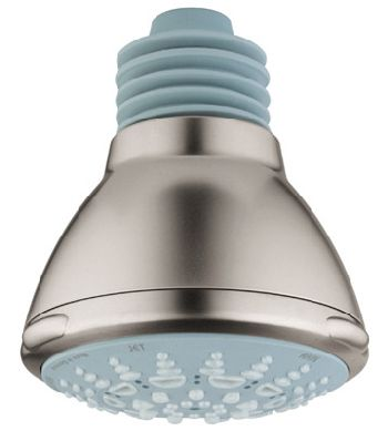 Grohe 27.068.EN0 Relexa Ultra Shower Head 5 - Infinity Brushed Nickel