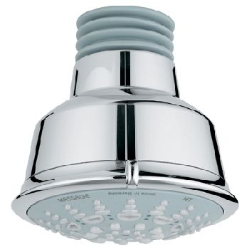 Grohe 27.126.000 Relexa Rustic Shower Head 5 - Chrome