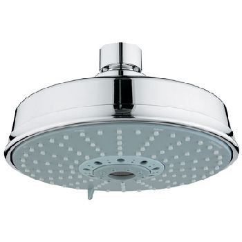 Grohe 27.130.000 Rain Shower Rustic Shower Head - Chrome