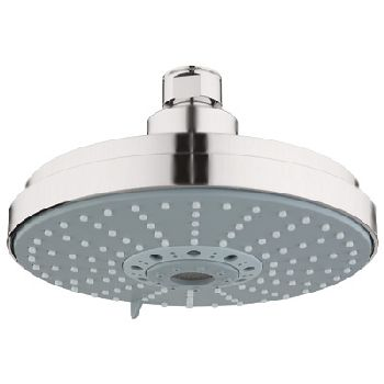 Grohe 27.135.EN0 Rain Shower Shower Head - Infinity Brushed Nickel