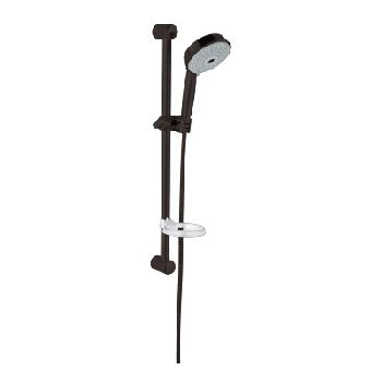 Grohe 27.140.ZB0 Rain Shower Rustic Shower Set   Oil Rubbed Bronze