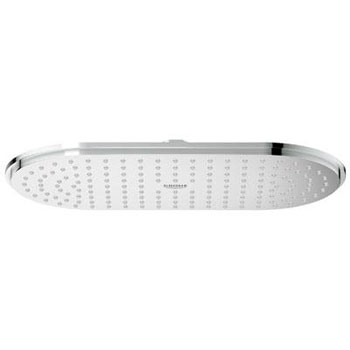 Grohe 27 471 000 Rain Shower Veris Shower Head - Chrome