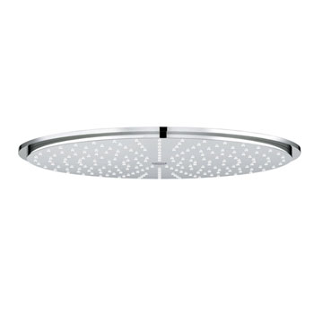 Grohe 27478000 Rainshower Shower Head - Starlight Chrome