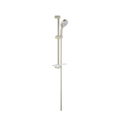 Grohe 27577EN1 Tempesta Cosmopolitan 100 4 Spray Shower Rail - Brushed Nickel