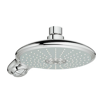 Grohe 27767 000 Contemporary Showerhead - Chrome
