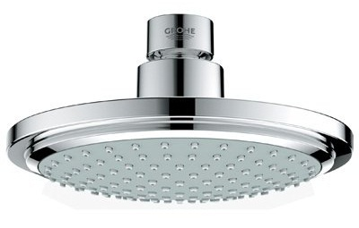 Grohe 27807000 Euphoria Rainshower Shower Head 6 5/16