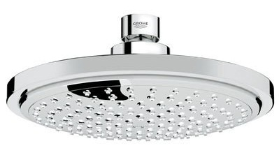 Grohe 27808000 Euphoria Cosmopolitan Rainshower Shower Head 6 5/16