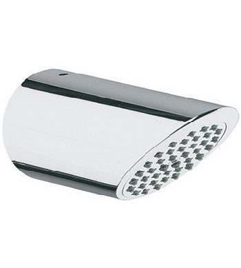 Grohe 28.305.000 Sena Non-Adjustable Shower Head - Chrome