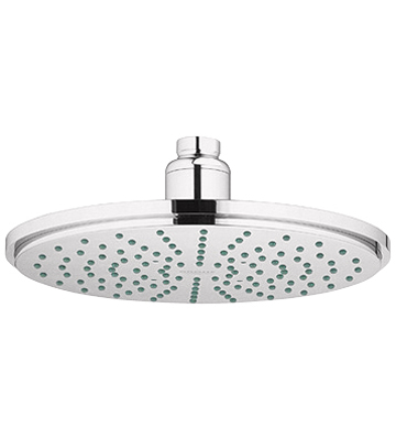 Grohe 28.373.BE0 Rain Shower Shower Head - Sterling Infinity Finish