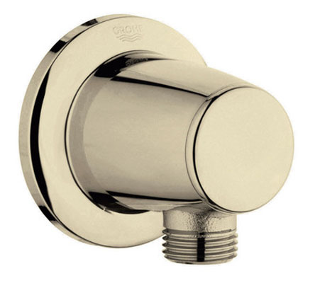 Grohe 28.459.R00 Movario Wall Union - Infinity Polished Brass