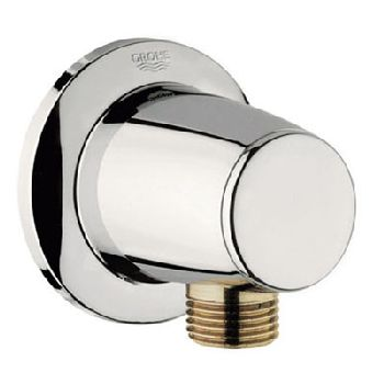Grohe 28.459.R00 Movario Wall Union - Sterling Infinity Finish