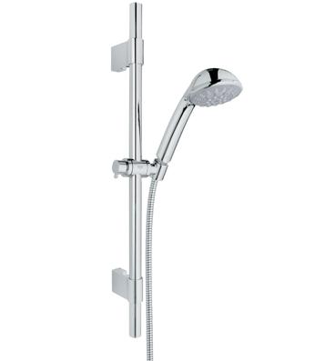 Grohe 28.917.000 Relexa Ultra 5 Shower System - Chrome - FaucetDepot.com