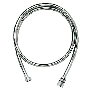 Grohe 28.417.000 Rotaflex Metal Longlife Shower Hose - Chrome