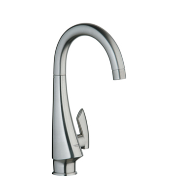 Grohe 30.004.000 K4 Basin Tap Faucet - Chrome (Pictured in Stainless Steel)