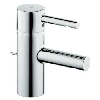 Grohe 32.216.000 Essence Cast Brass Centerset Lavatory Faucet - Chrome